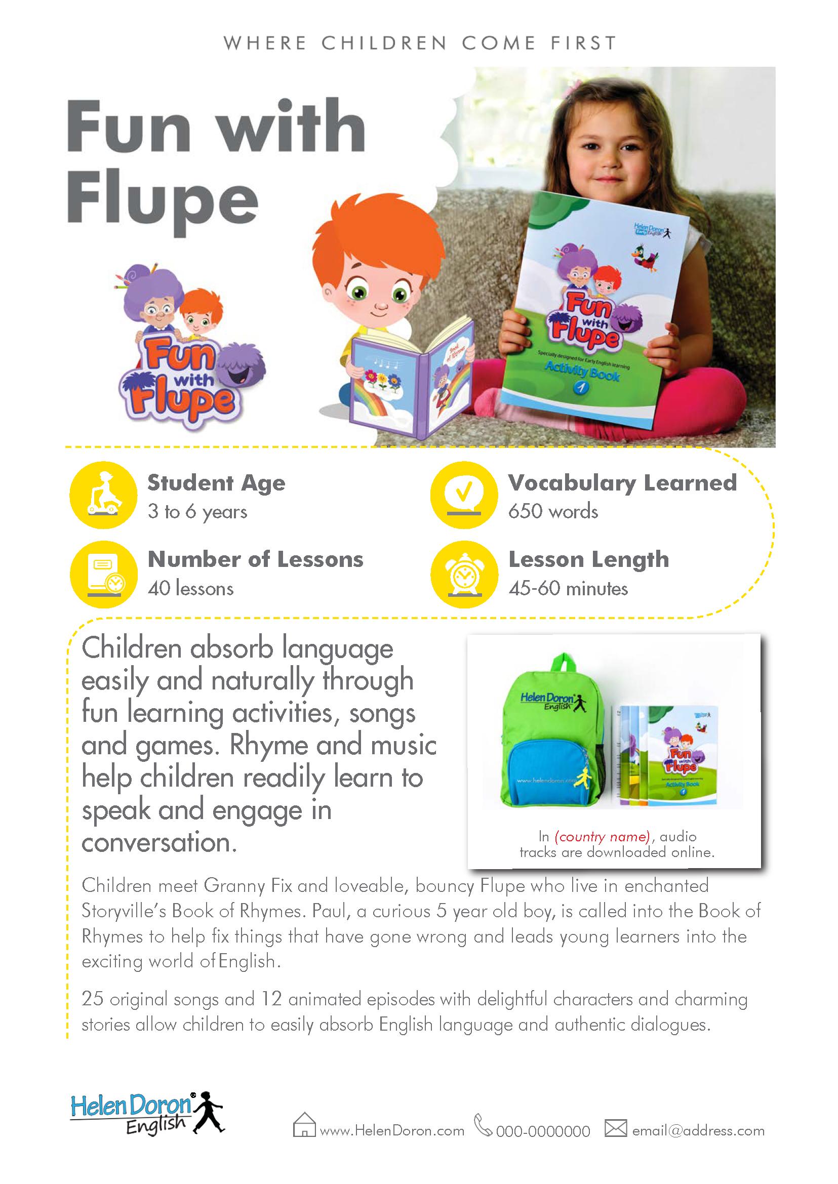 Prenesi - Fun with Flupe