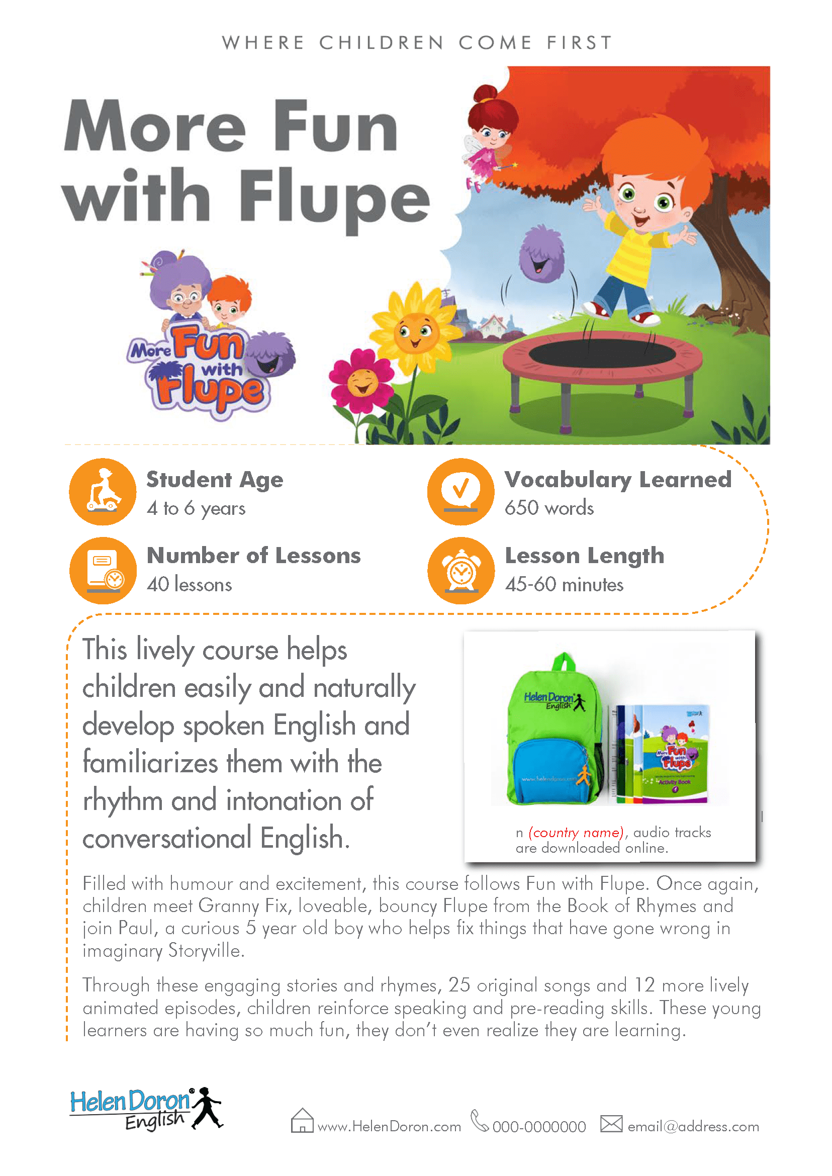 Prenesi - More Fun with Flupe