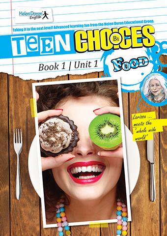 Vpogled - Teen Choices (B1)
