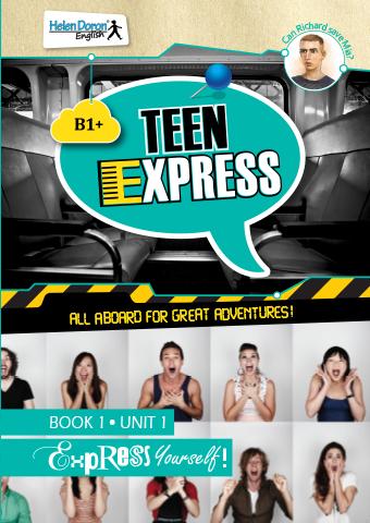 Vpogled - Teen Express (B1+)