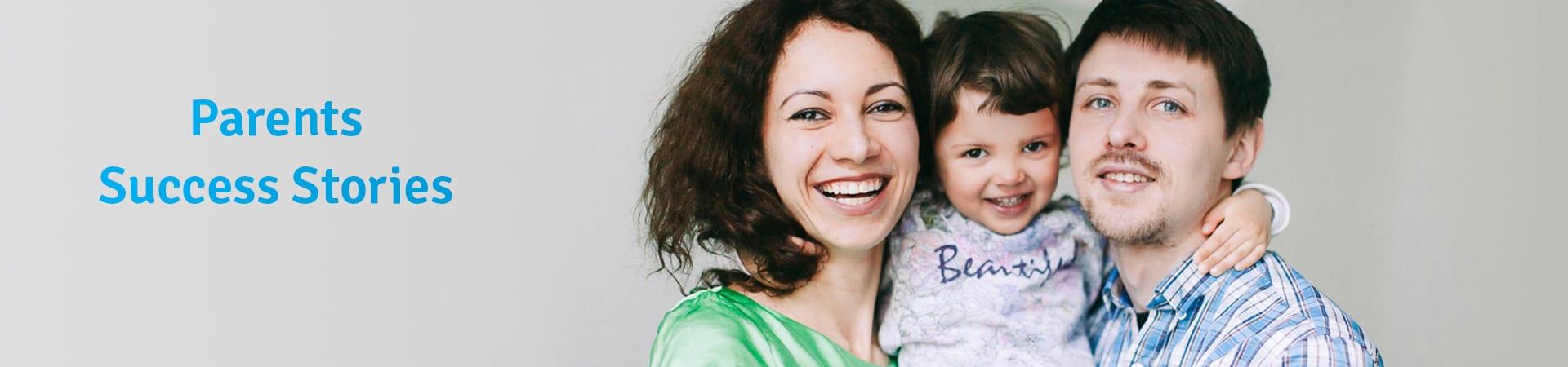 Zgodbe o uspehu - starši