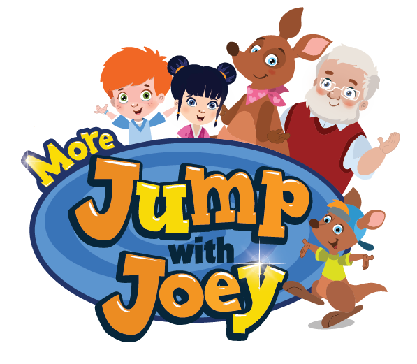 More Jump with Joey‎